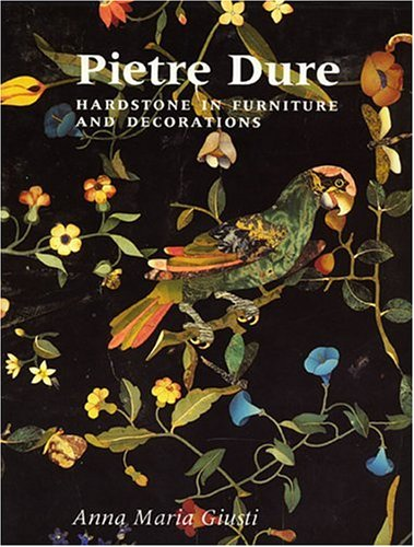 Pietre Dure: Hardstone in Furniture and Decorations