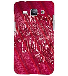 PrintDhaba Quote D-4364 Back Case Cover for SAMSUNG GALAXY J1 (Multi-Coloured)