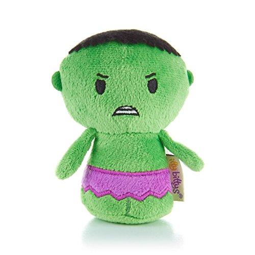 1 X Hallmark Kid3259 Itty Bittys - Hulk