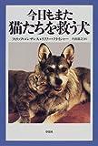 今日もまた猫たちを救う犬