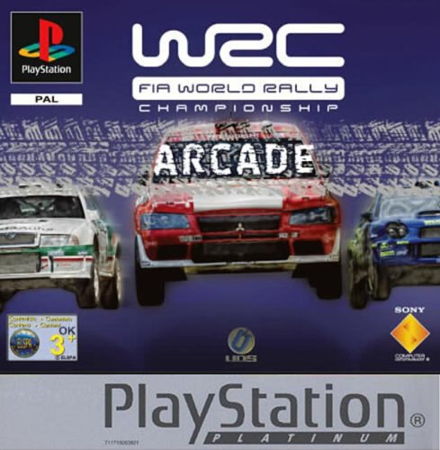 WRC: FIA World Rally Championship Arcade (PS)