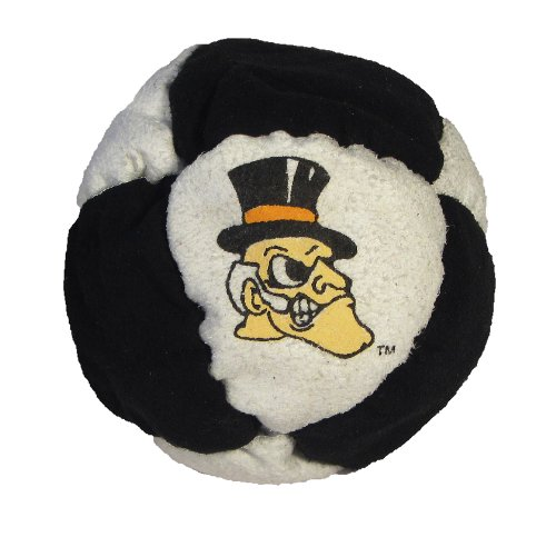 Hacky Sack - College Logo 8 Panelled Wake Forest Design - 1