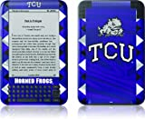Skinit Kindle Skin (Fits Kindle Keyboard), TCU