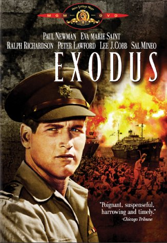 Exodus [DVD] [1960] [Region 1] [US Import] [NTSC]