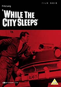 While the City Sleeps (1956) [DVD]