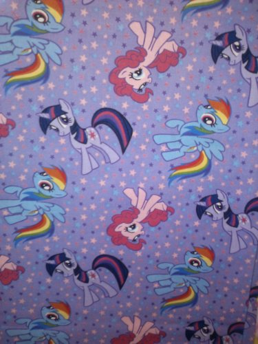 My Little Pony Cotton Choose Pillows, Pillow Cases, Lamp Shades Or Art Smocks front-927869