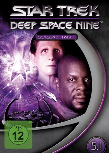 Star Trek - Deep Space Nine: Season 5, Part 1 [3 DVDs]