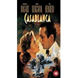 Casablanca [VHS] (1942)by Humphrey Bogart