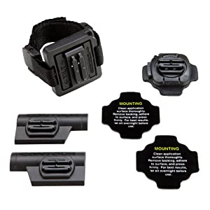 Contour Helmet Mounts 6260