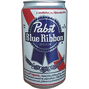 Pabst Blue Ribbon Beer Can Diversion Safe