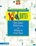 Halley's Bible Kidnotes (0310701171) by Halley, Henry H.