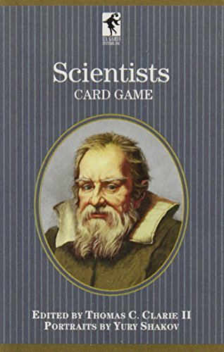 Scientists Card Game - 1