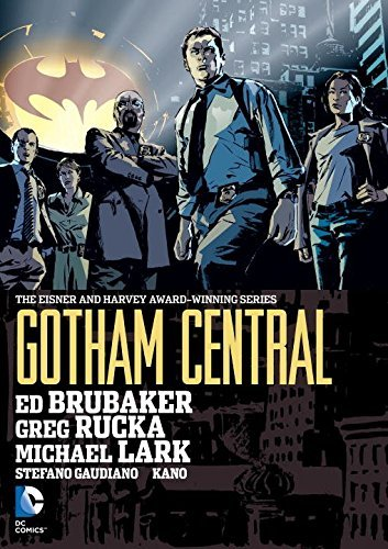 Gotham Central Omnibus by Ed Brubaker (2016-05-10) (Gotham Central 5 compare prices)
