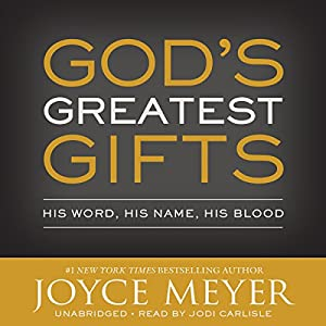 God's Greatest Gifts Audiobook