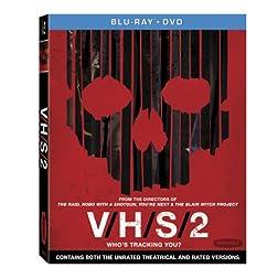 V/H/S/2 [DVD+Blu-ray]