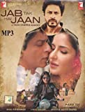 Jab Tak Hai Jaan Hindi Audio MP3 CD (2012)(Bollywood/Film/Cinema/Movie)