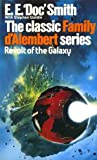 REVOLT OF THE GALAXY (Family d'Alembert series #10) (0586043438) by STEPHEN GOLDIN