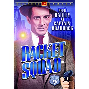 Racket Squad, Volume 9 movie