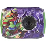 Nickelodeon's Teenage Mutant Ninja Turtles Action Video Camcorder with 1-Inch LCD Screen