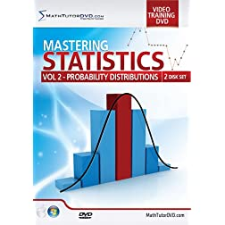 Mastering Statistics - Vol 2 - Video Course