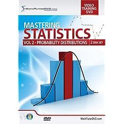 Mastering Statistics - Vol 2 - Video Course