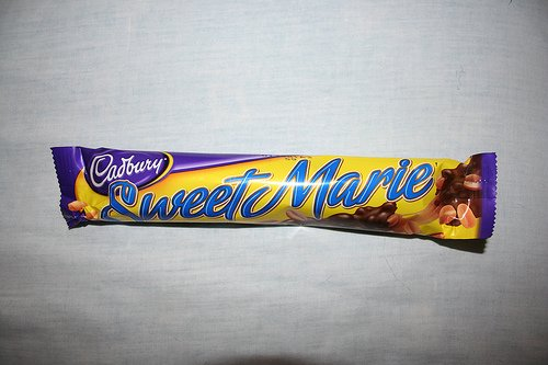 10 Pack Sweet Marie Chocolate Bar Imported From Canada