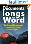 Vos documents longs avec Word : R�ali...