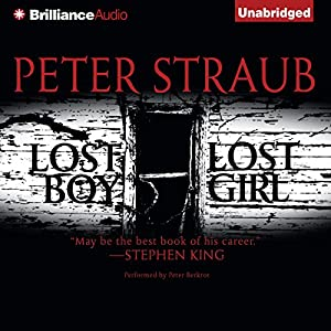Lost Boy, Lost Girl Audiobook