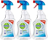 Dettol Anti-Bacterial Surface Cleanser 750 ml – Original, Pack of 3