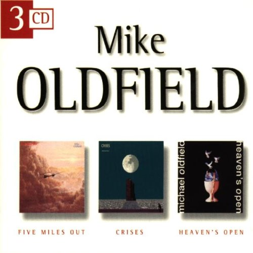 Mike Oldfield - Five Miles Out / Crises / Heaven