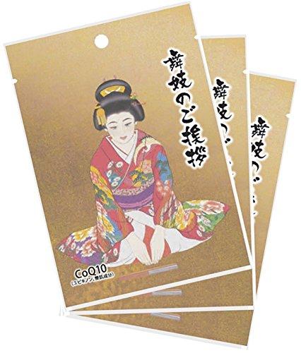 愛粧堂 舞妓マスク CoQ10 10枚セット