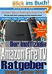 Amazon Fire TV - der inoffizielle Rat...