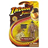 Indiana Jones 3 3/4 Inch - Dr. Henry Jones - Last Crusade ~ Indiana Jones