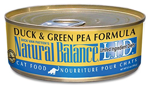 Natural Balance Duck And Pea Wet Food