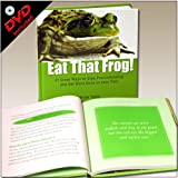 img - for Eat that Frog! with FREE DVD Inspirational / Motivational Book book / textbook / text book