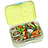 Yumbox Panino (Ananas Yellow) Leakproof Bento Lunch Box Container for Kids and Adults