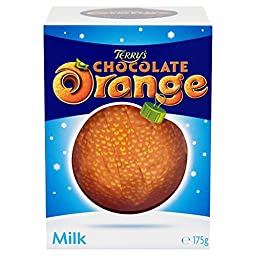 Terry\'s Chocolate Orange - Milk Chocolate - 6.2oz (175g)