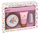 Cath Kidston Wild Rose Hand & Nail Care Set In Chocolate Box Style