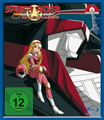 Saber Rider and the Star Sheriffs, Blu-ray - Volume 2