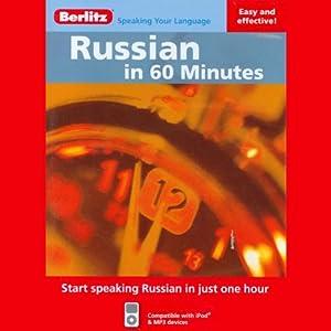 Russian in 60 Minutes | [ Berlitz Publishing]