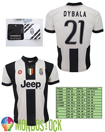 camiseta-futbol-modelo-juventus-paulo-dybala-21-replica-oficial-temporada-2016-2017-blanco-negro-sma