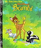 Walt Disney's Bambi (A Little Golden Book) (0307010619) by Felix Salten