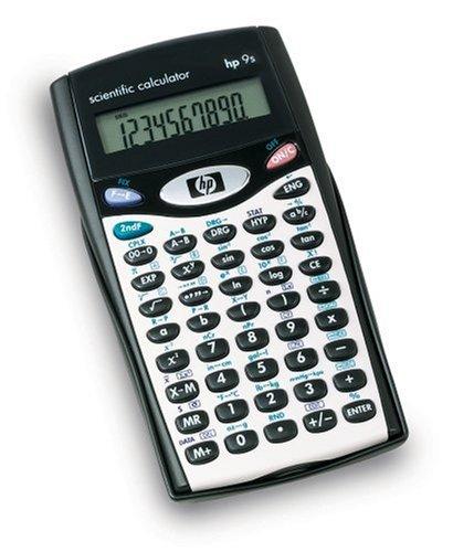 HP 9s Scientific CalculatorB00008NJED
