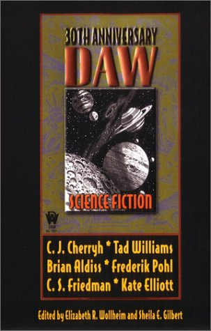 Image for DAW 30th Anniversary Science Fiction Antholgy