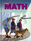 SRA Math Explorations and Applications: Level 5 Student Edition