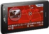 ユピテル(YUPITERU) レーダー探知機 誤警報自動カット マップ表示一体型 A110