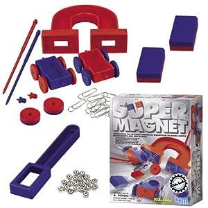 Amazon.com: Kids Science Super Magnet Kit: includes a