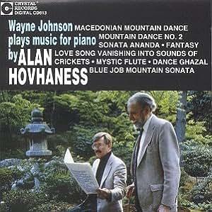 Piano Music: Macedonian Mt Dance Etc