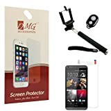 DMG Anti-Glare Anti-Scratch Anti-Fingerprint Matte Screen Protector For Micromax Yureka AO5510 + Handheld Selfie...