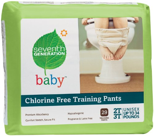 Seventh Generation Training Pants [Amazon Frustration-Free Packaging]